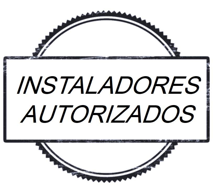 Sello instaladores autorizados